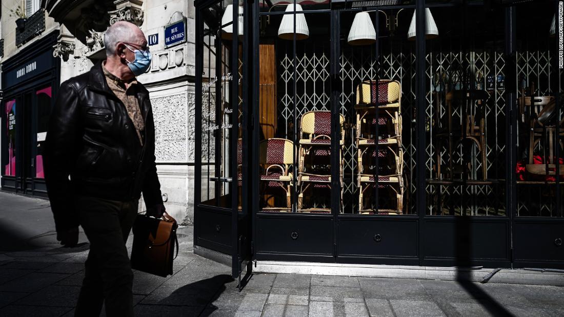 france paris covid 19 coronavirus pandemic inequality suburbs protests bell pkg intl ldn vpx_00004825