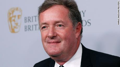 Piers Morgan says his friend President Trump is failing the American people.