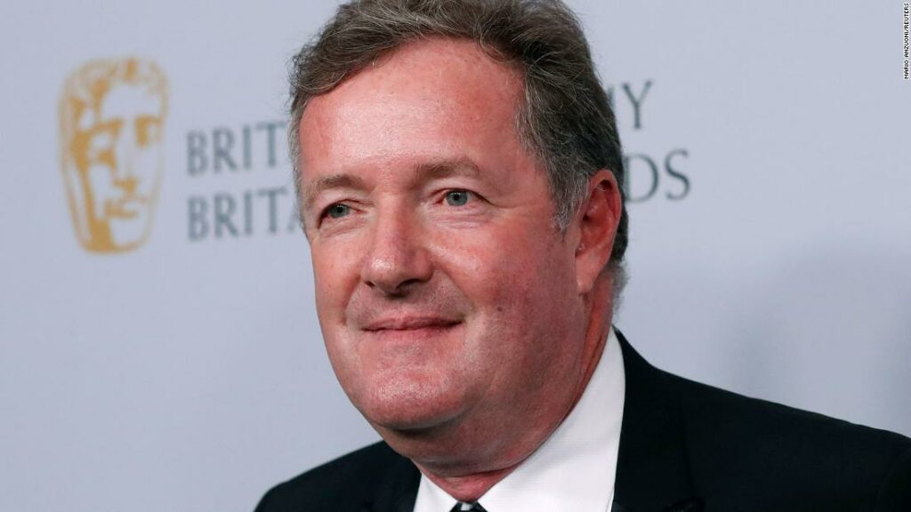 Piers Morgan ok after testing negative for Coronavirus