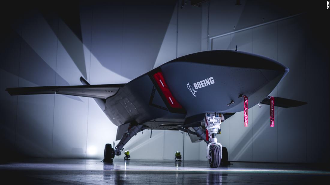 The Australian army obtains the first drone that can fly with artificial intelligence