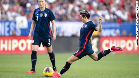 Joe Biden threatens to cut US Football World Cup funding unless women get the same pay
