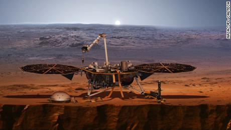 Marsquakes: NASA's mission discovers that Mars is seismically active, among other surprises