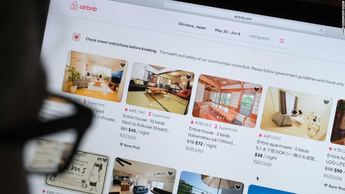 Airbnb unveils virtual travel experiences