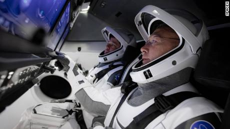 Meet the NASA astronauts who will fly on the historic SpaceX mission