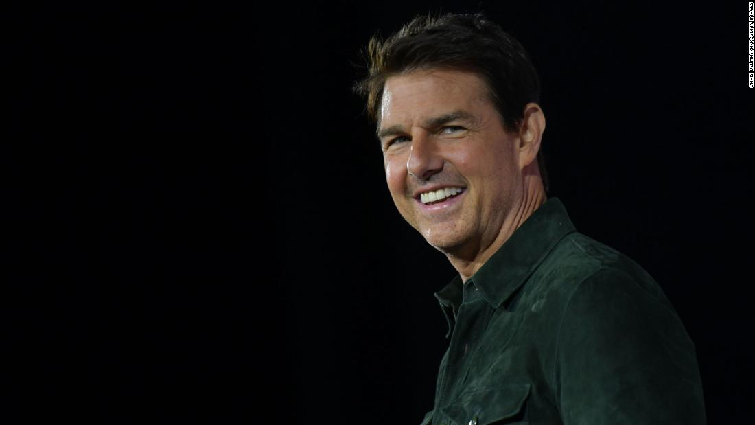 NASA is working with Tom Cruise to make a film in space