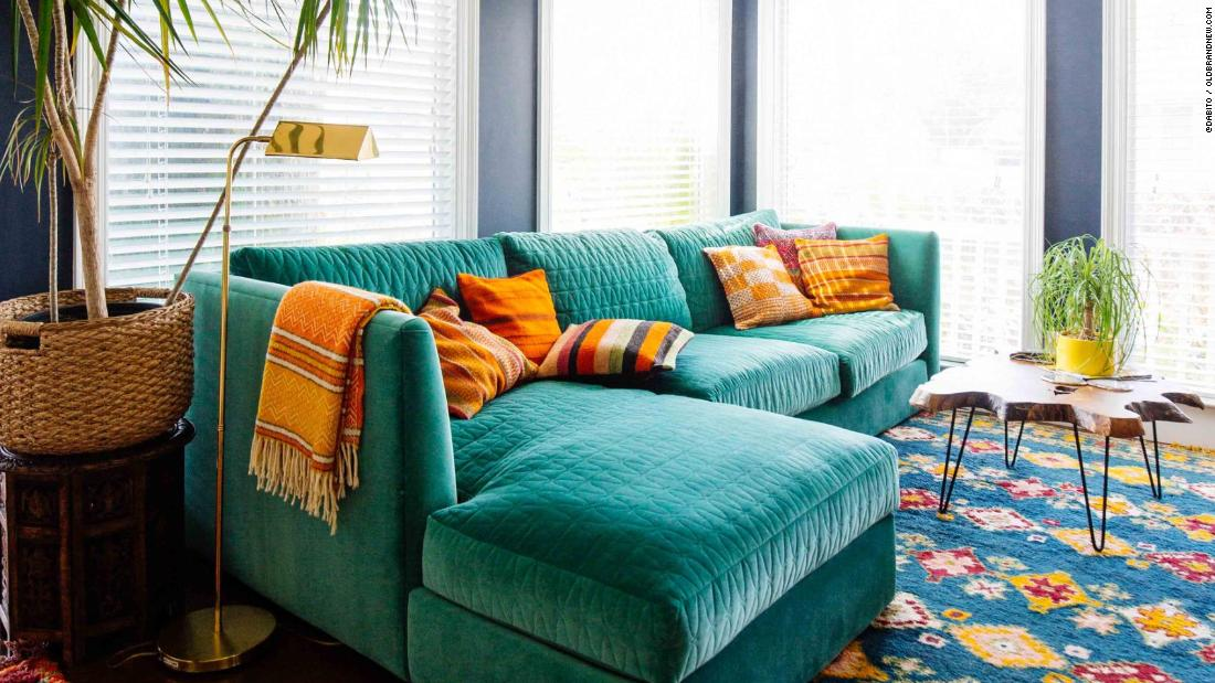 How the colors of your home can lift your mood