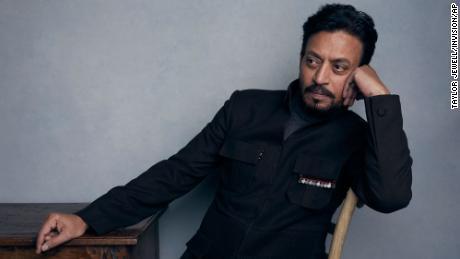 Bollywood star Irrfan Khan who broke Hollywood