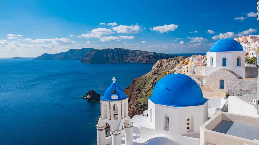 Greece says it will reopen to tourists on July 1st as it claims success on Covid-19