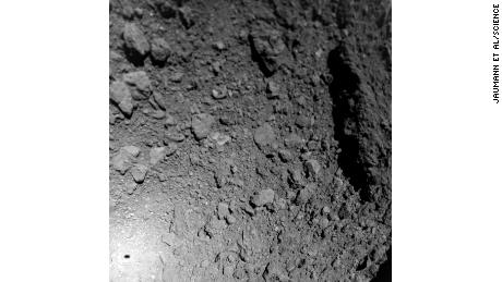 New images reveal that Ryugu is an oddly dust-free asteroid