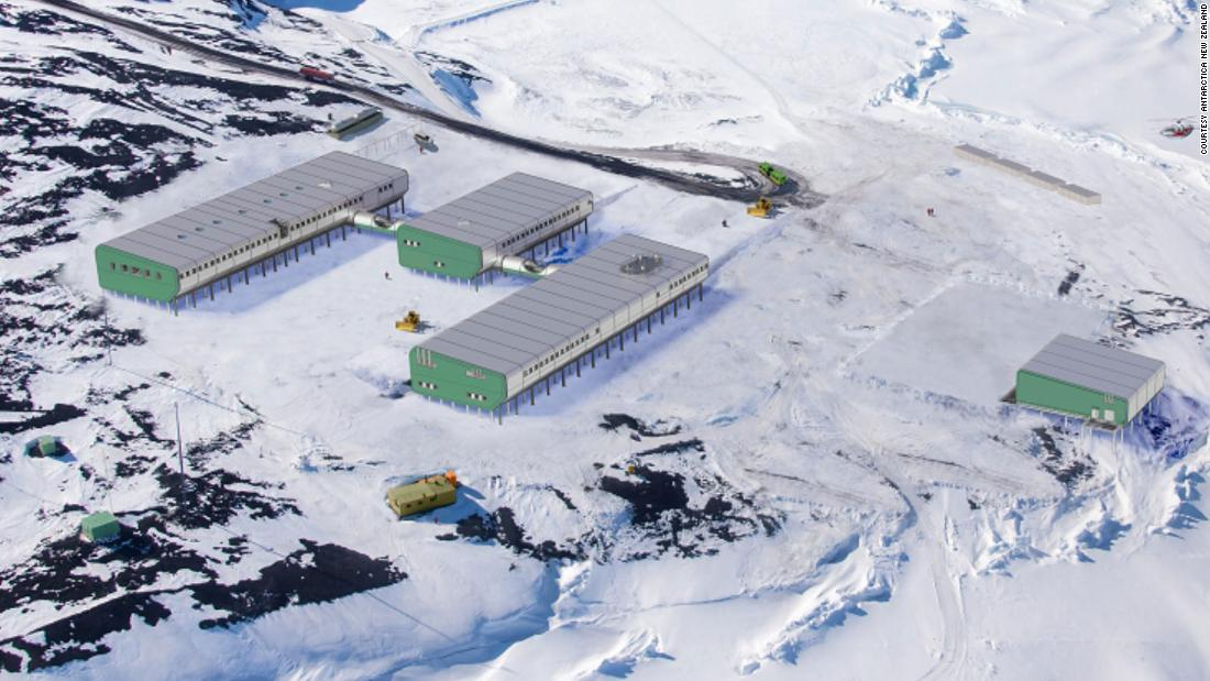 What is it like to live in Antarctica during the pandemic