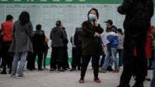 80 million Chinese may already be out of work. 9 million more will soon be competing for jobs, too