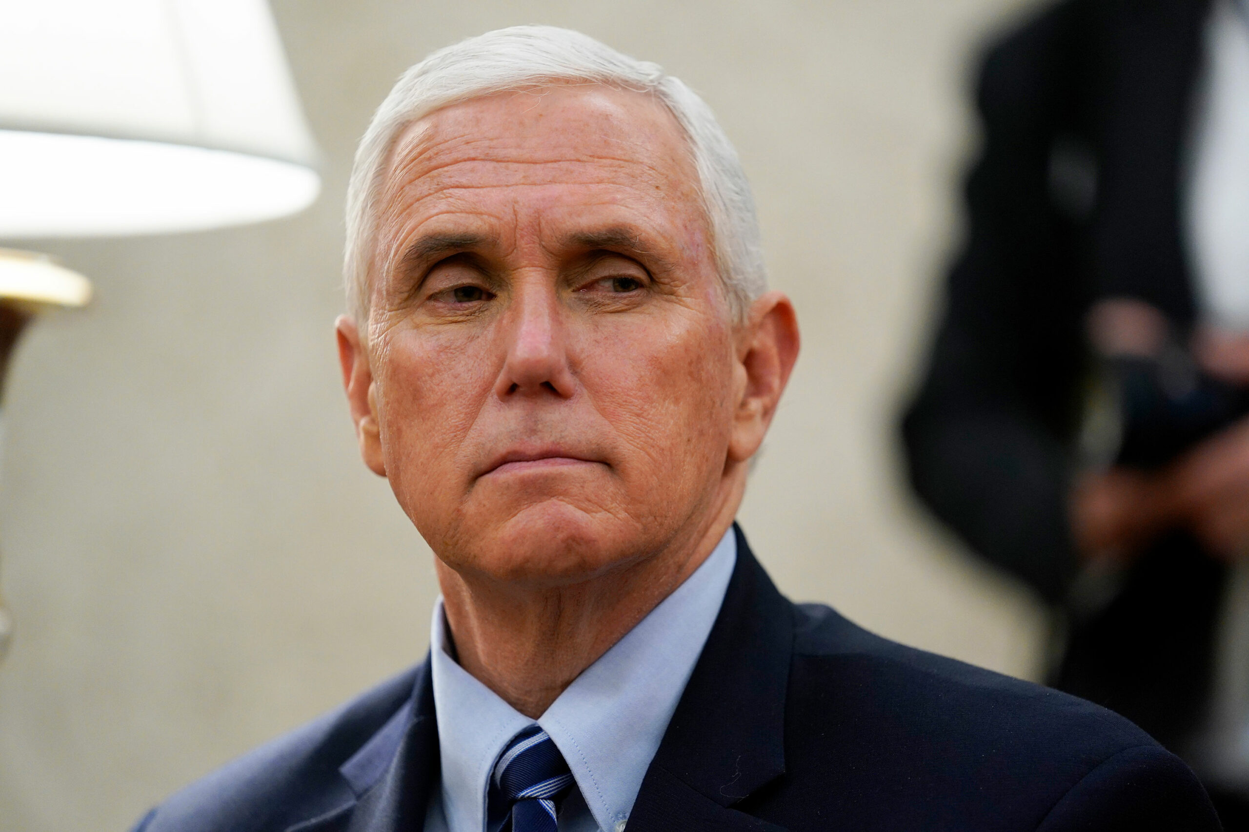 Vice President Pence S Staff Member Tests Positive For Coronavirus