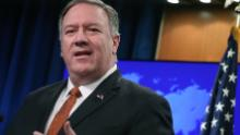 Pompeo admits that the United States cannot be sure that the coronavirus epidemic originated in the Wuhan laboratory