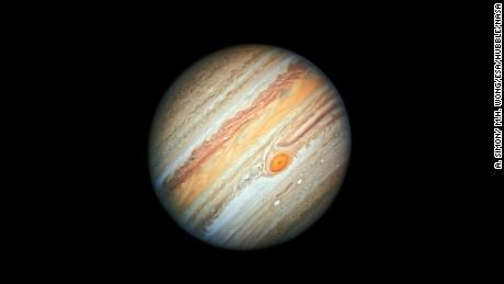 The Great Red Spot of Jupiter isn't dying, says the scientist