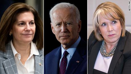 Latinx activists want Joe Biden to choose a Latina as his vice president