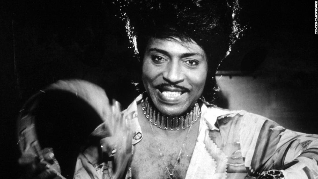 Little Richard dies: legend of flamboyant rock was 87 years old