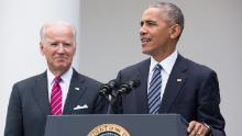 Obama claims that the White House response to the coronavirus was an absolute chaotic disaster