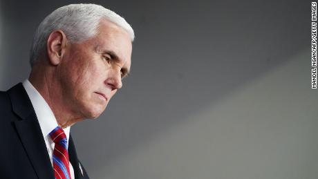 Pence will not self-quarantine and plans to be in the White House on Monday