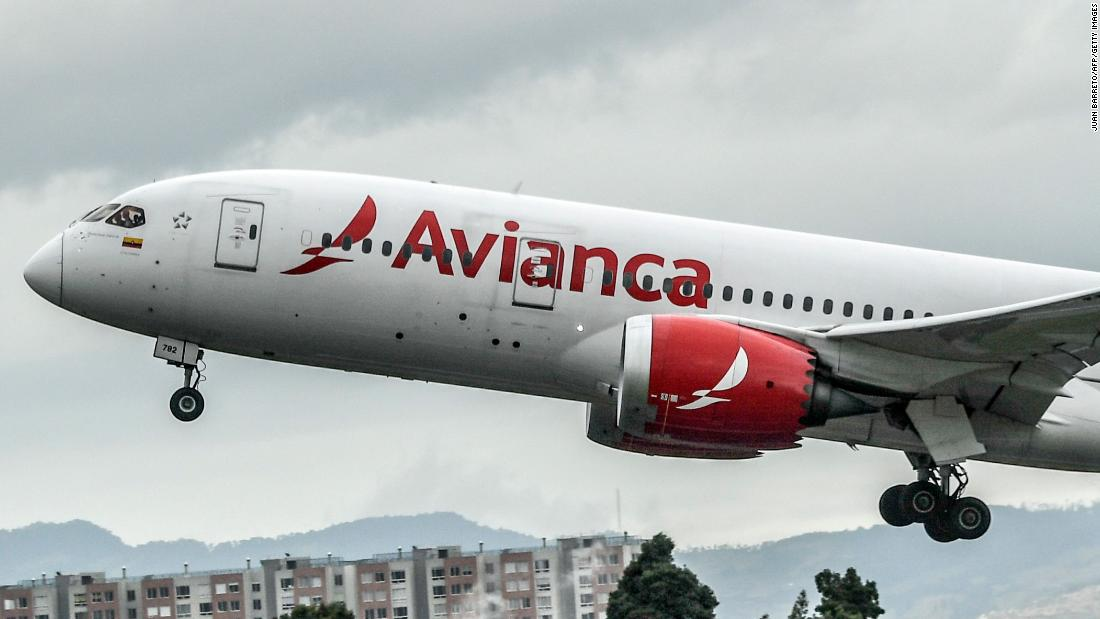 Avianca, one of Latin America's largest airlines, filed for bankruptcy