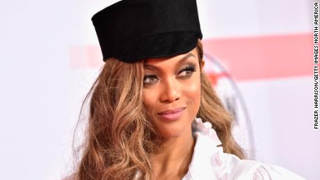 Tyra Banks is now & # 39; BanX & # 39;
