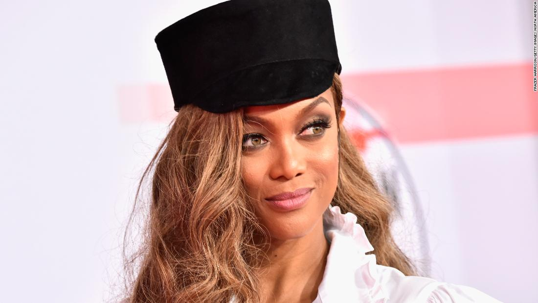 Tyra Banks is now 'BanX'