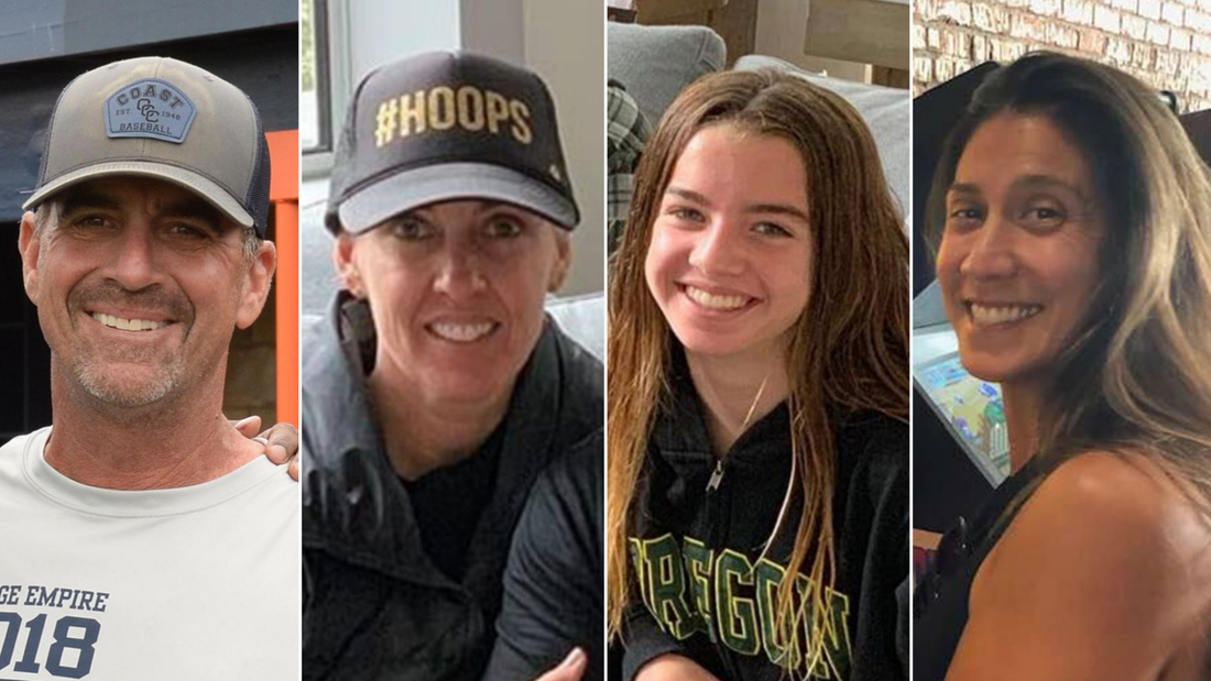Remembering the victims of the Calabasas helicopter crash