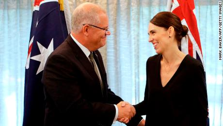Australia and New Zealand are committed to introducing the travel corridor in the rare coronavirus encounter