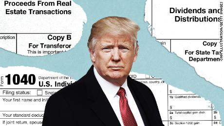 The stakes of Trump's tax return case couldn't be higher