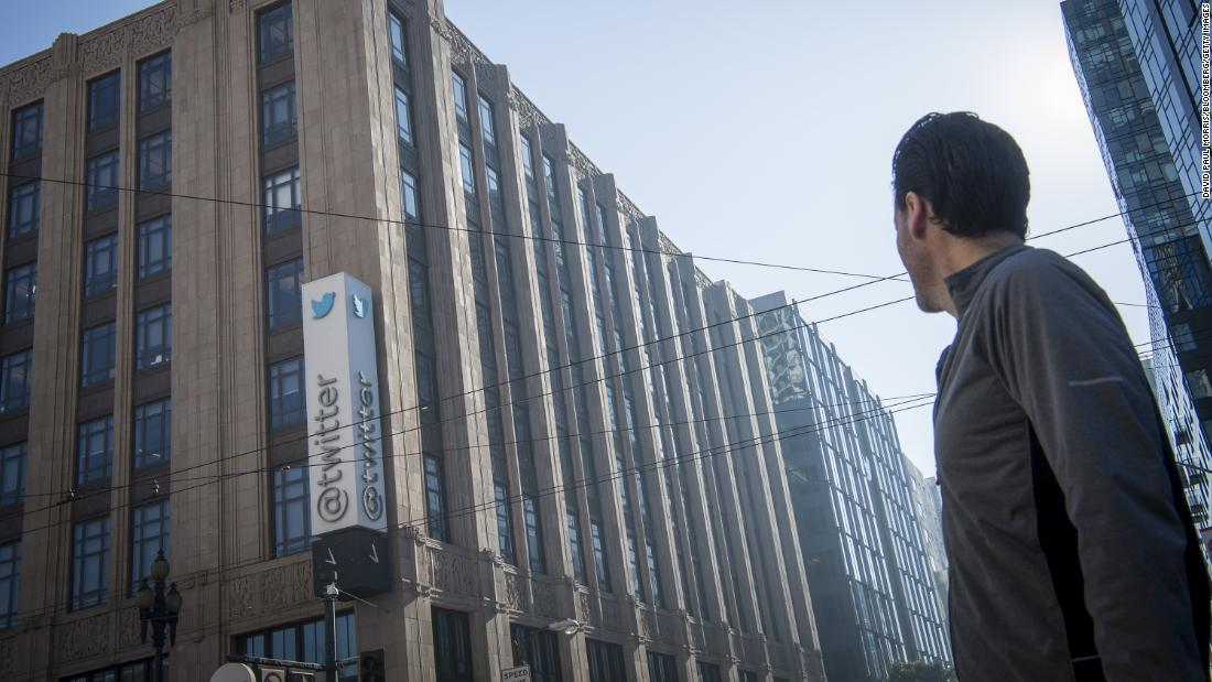 Twitter will allow an employee to work from home