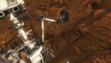 The Curiosity rover found organic molecules on Mars. That's why they are exciting