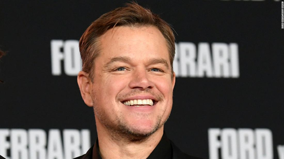 Matt Damon discusses life in solitary confinement in the