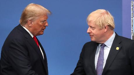 What Donald Trump can learn from Boris Johnson while coronavirus cases are found in the White House