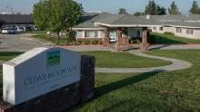 An employee filed a worker safety complaint in March regarding the Cedar Mountain Post Acute nursing facility, which has now reported that nearly 80 residents tested positive for Covid-19.