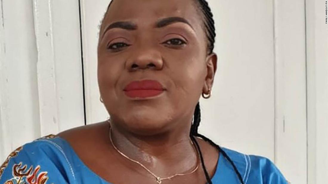 British railway ticket office worker Belly Mujinga died with Covid-19 after being spat on while she was working at Victoria station, her union said.