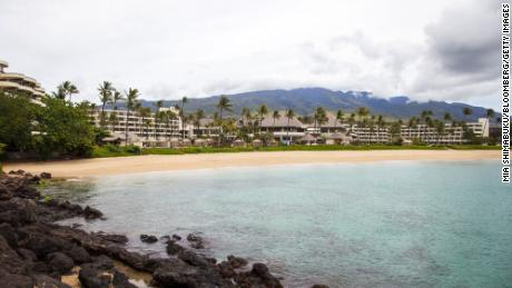 Hawaii discourages tourists from coming to the state at least by the end of June