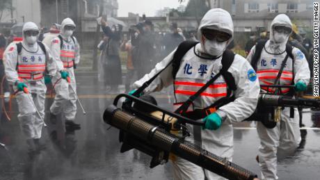 Taiwan's coronavirus response is among the best globally