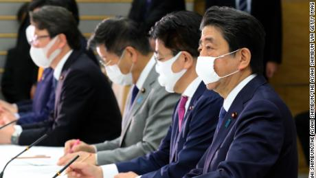 Japan will declare a state of emergency for the coronavirus pandemic