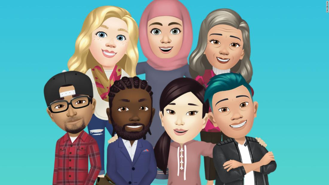 Facebook launched its Avatar feature this past week in the US.
