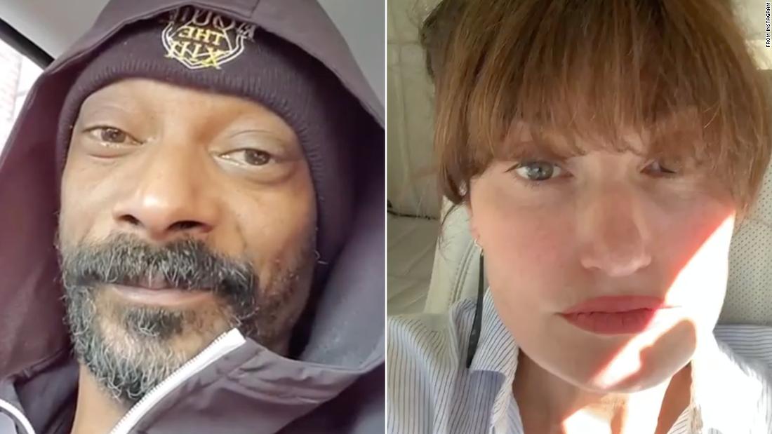Snoop Dogg uses