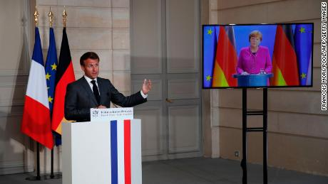 Germany and France try to unlock the situation on how to save the EU