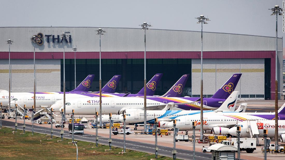 Thai Airways survives for now as the government orders the review