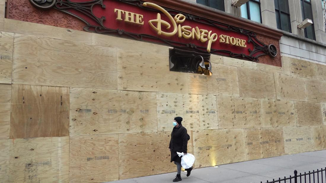 Walt Disney's grandson says he is appalled by the manager's bonuses while the workers are laid off
