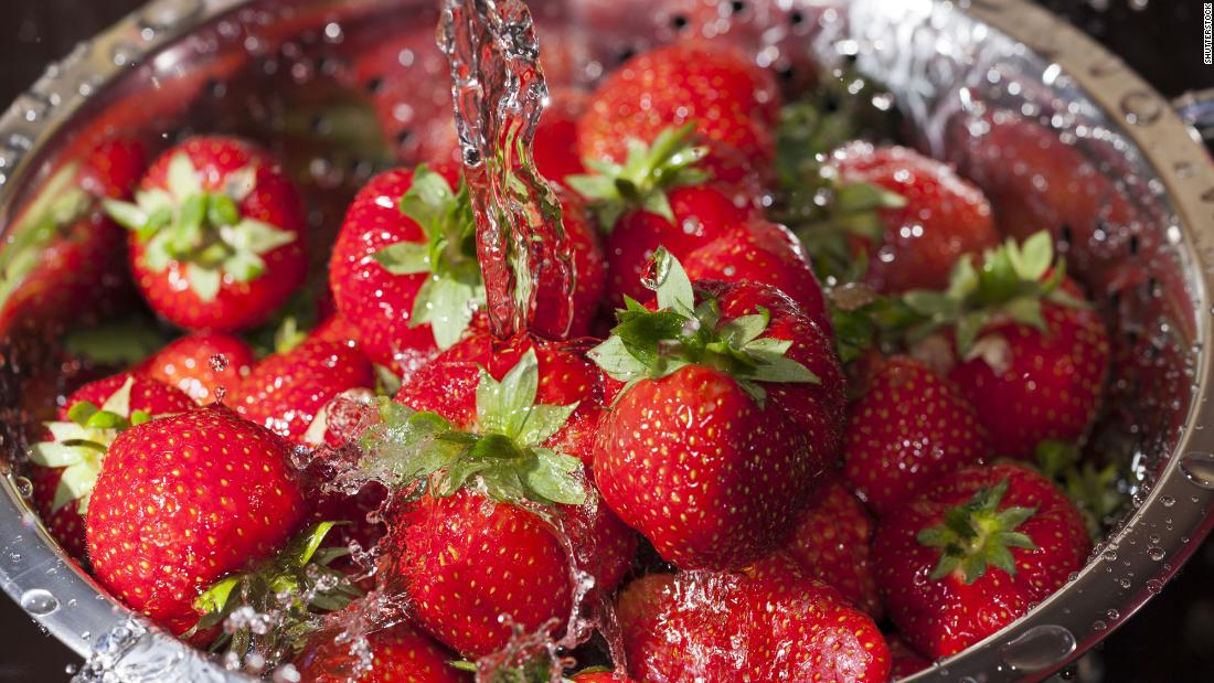 Why you shouldn't worry about eating insects that live on your strawberries