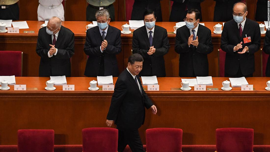 China will not set an economic growth target amid