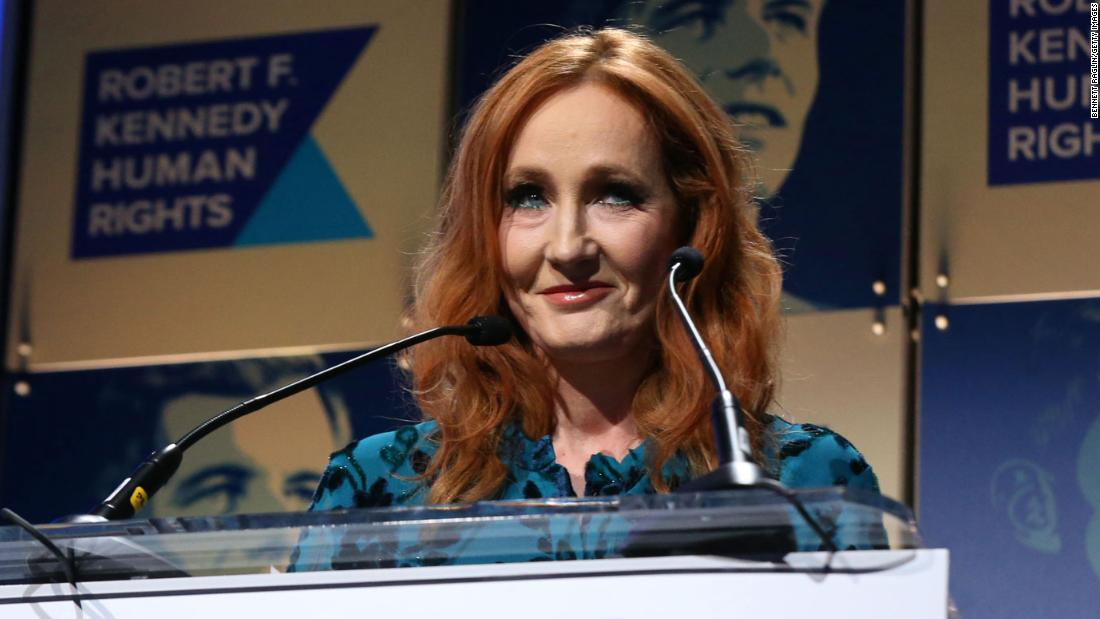 J.K. Rowling amazes fans by revealing the truth about Harry Potter's origins
