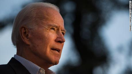 The Biden campaign announces the vice presidential selection committee