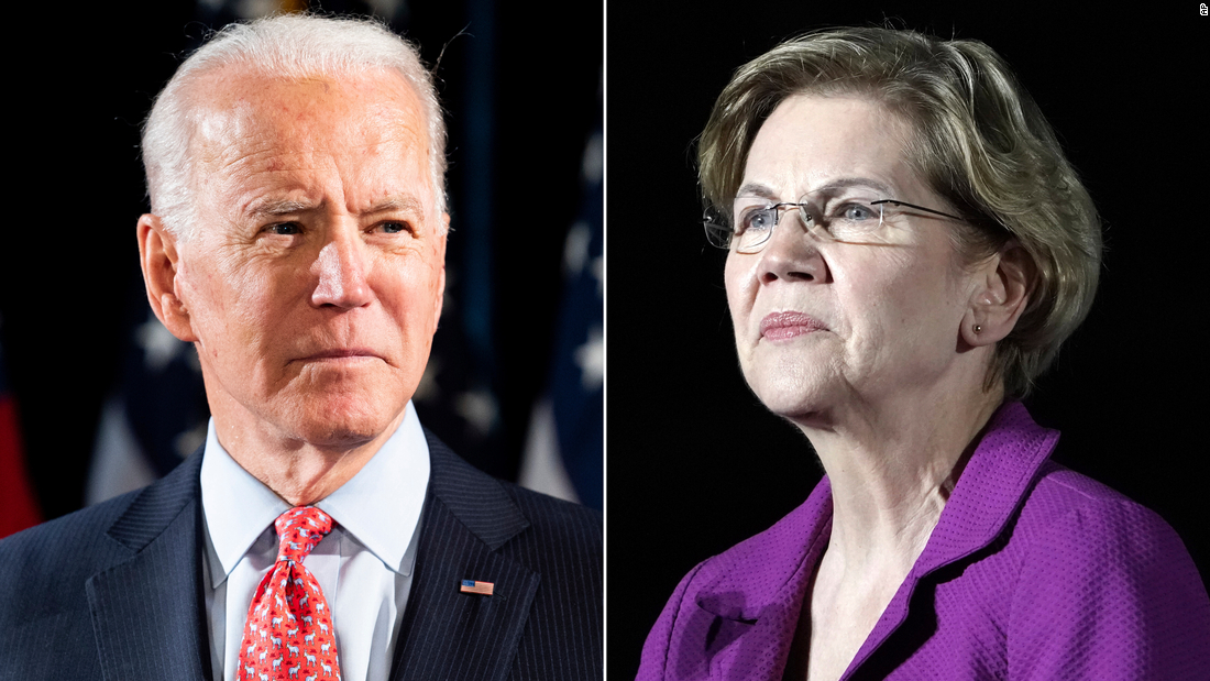 Elizabeth Warren: Democrats see her as rising VP contender as coronavirus scrambles 2020 race