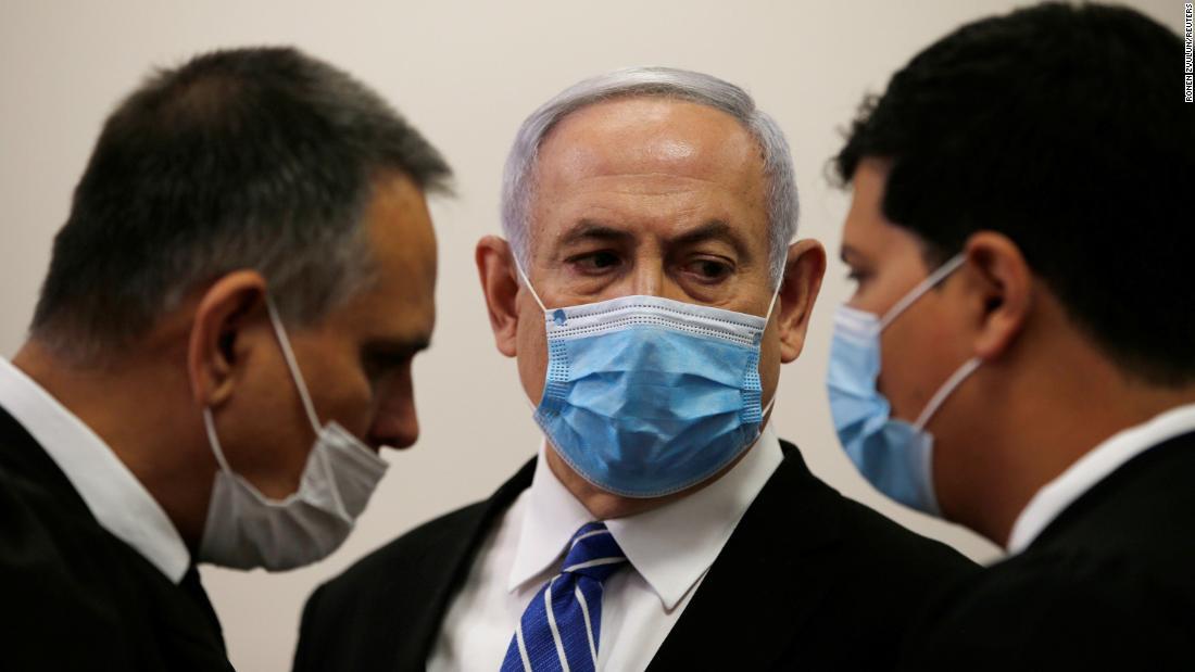 Benjamin Netanyahu Profile CTW_00001010