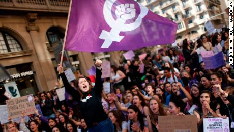 Global gender equality will take another 100 years to reach, according to the results of a study