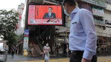 Companies fear the worst for Hong Kong's future